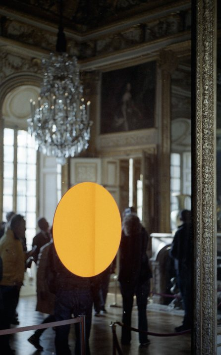 Solar Compression, 2016 – Versailles, France Photo: Clara Briceño